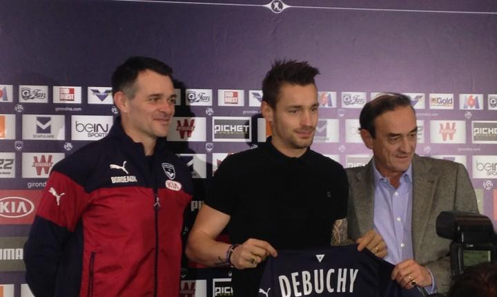 Debuchy : Objectif l'équipe de France