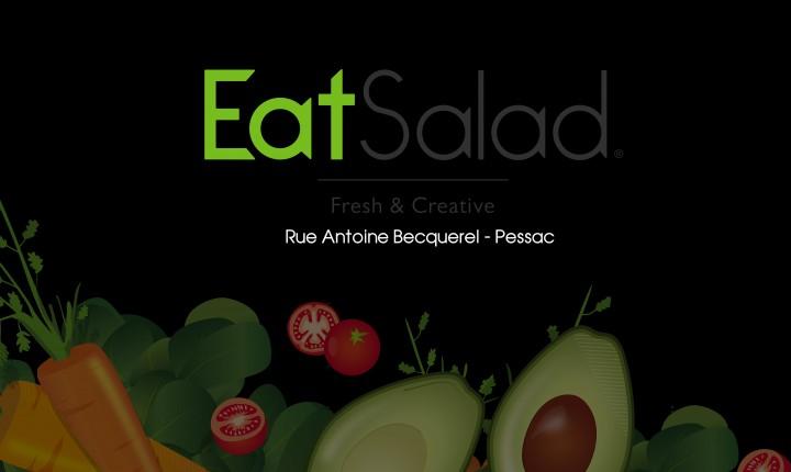 Découvrez Eat Salad Pessac