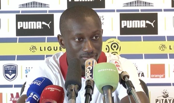 Sabaly revient sur son arrivée à Bordeaux