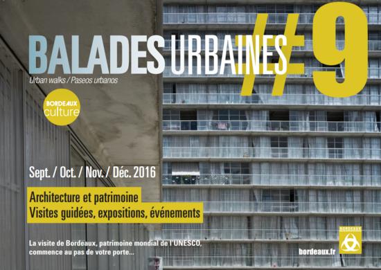 Balades urbaines