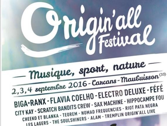 l'Origin'all festival