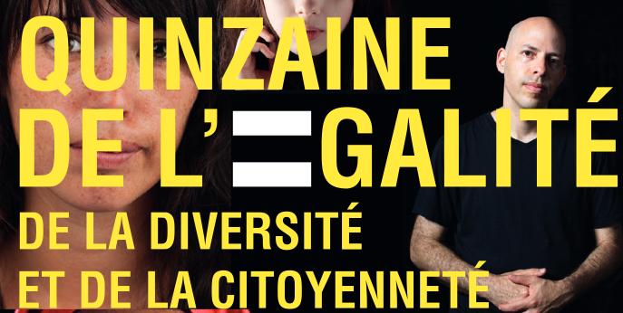 Quinzaine de l'égalité, de la diversité et de la citoyenneté