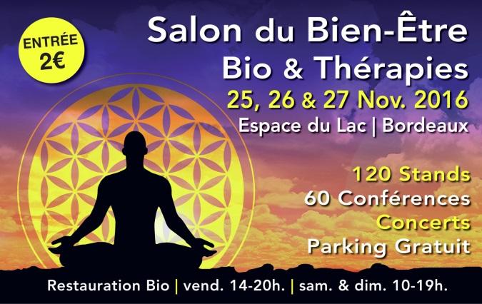 Salon du Bien-être, Bio & Thérapies