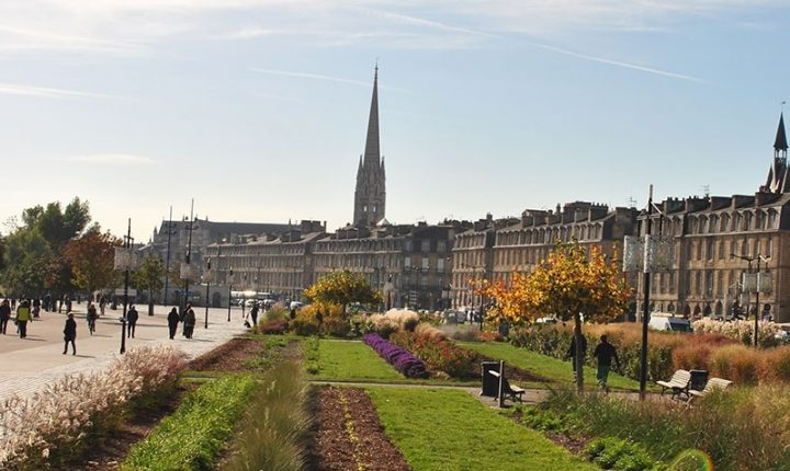 Visite guidée touristique à Bordeaux