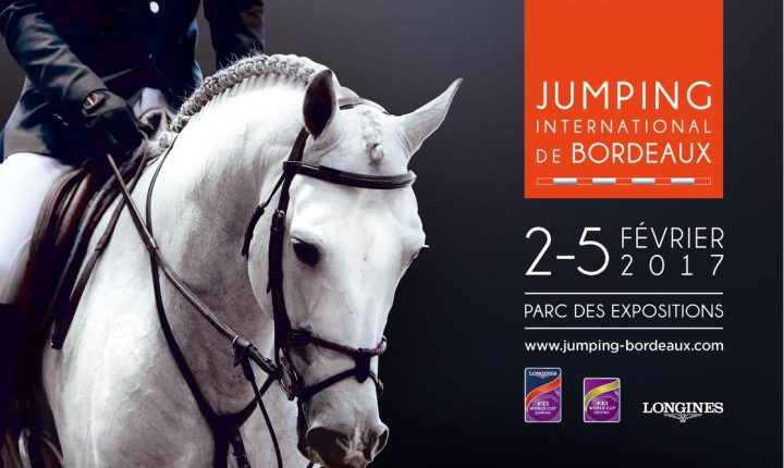 Jumping International de Bordeaux 2017