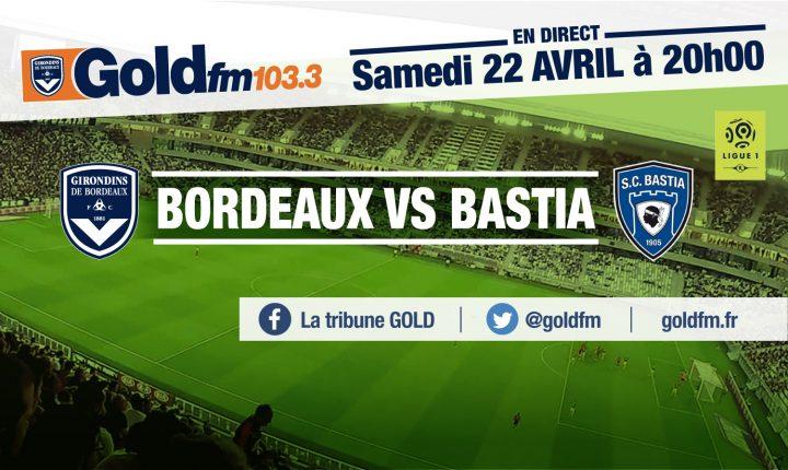 Bordeaux – Bastia