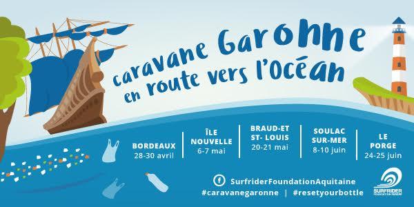 Caravane Surfrider Bordeaux
