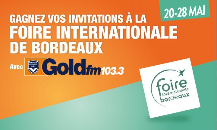 Foire internationale de Bordeaux 2017