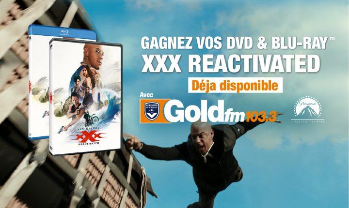 xXx : Reactived