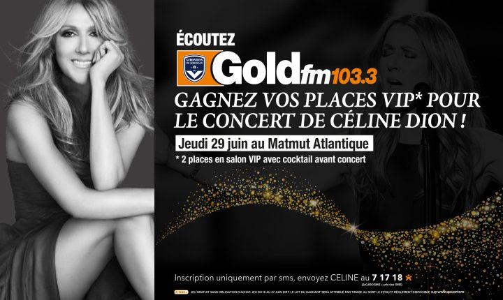 Céline Dion en VIP
