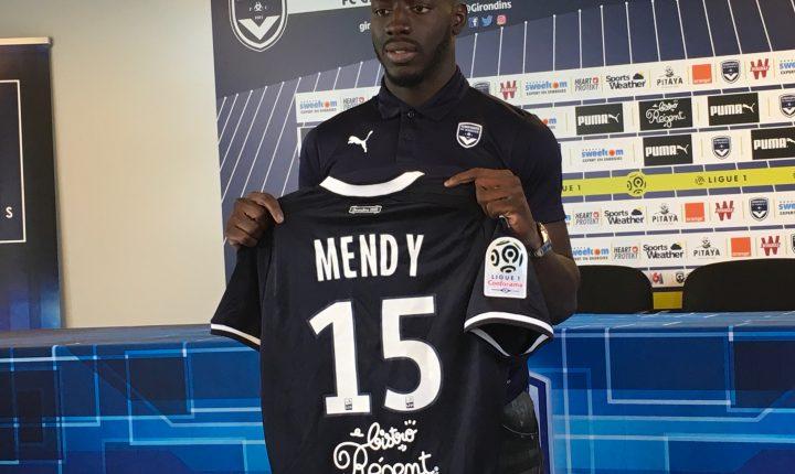 Mendy est de retour à Bordeaux