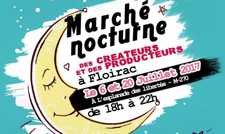 Marché nocturne – Floirac