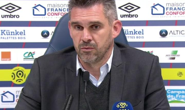 Bordeaux 13ème de la Ligue 1
