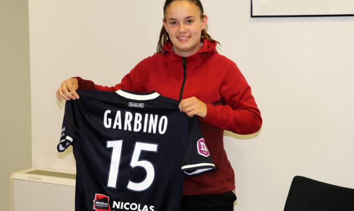 Garbino arrive de St-Etienne