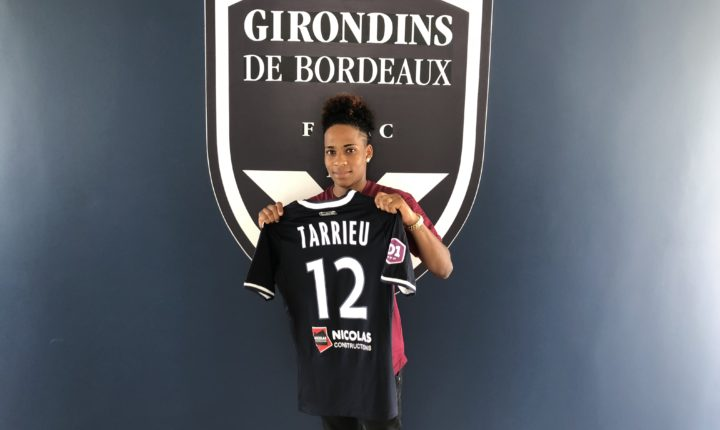 Tarrieu reste à Bordeaux