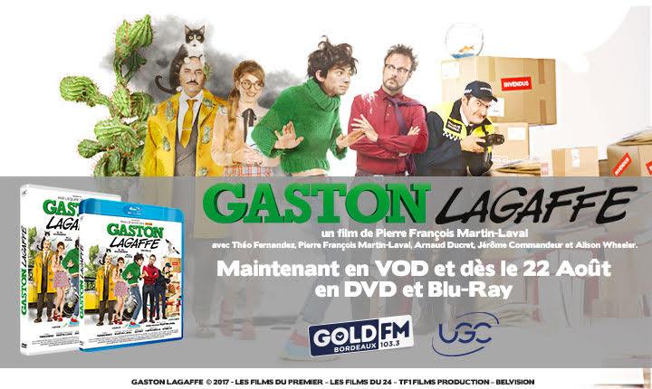 Gaston Lagaffe